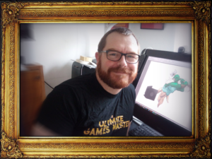 Portrait of Peter Davey