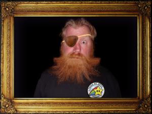 Portrait of Stuart Davey